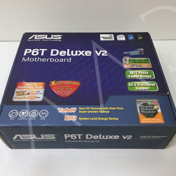 Základní deska Asus P6T Deluxe v2