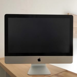 All in one Apple iMac.